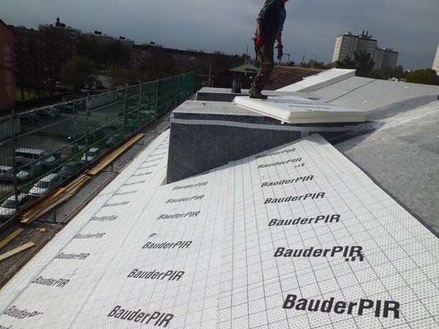 Wärmedämmung im Dachbereich nach EnEV